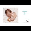 BabyBox üdvözlő kártya - 5db