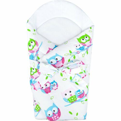 Pólya kókusz merevítéssel és masnival New Baby fehér bagollyal