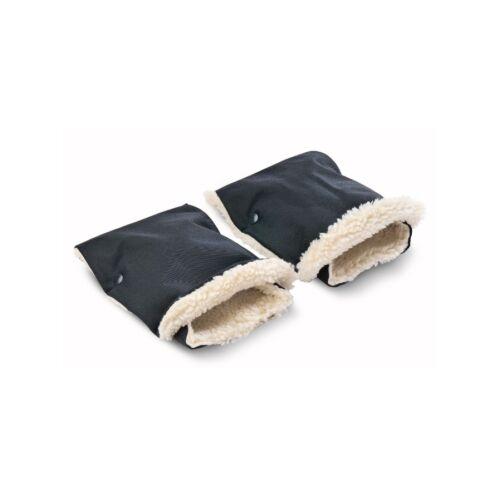 Kézmelegítő babakocsira Sensillo 45x21 black