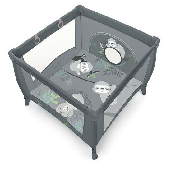 Baby Design Play UP utazó járóka - 17 Graphite 2020