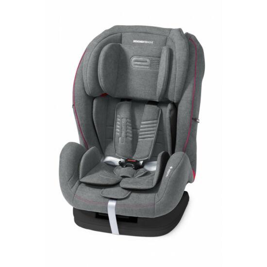 Espiro Kappa autósülés 9-36kg - 08 Gray&Pink 2019