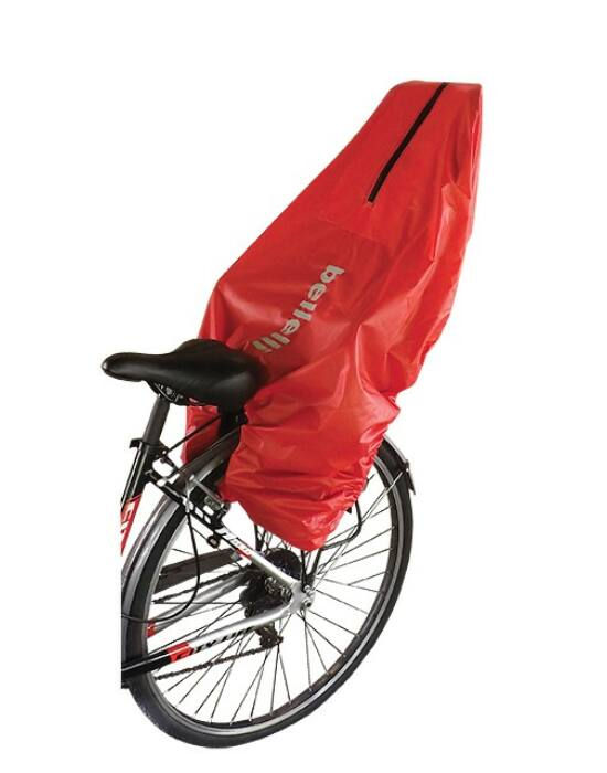 Bellelli esővédő hátulra rögzíthető bicikliüléshez