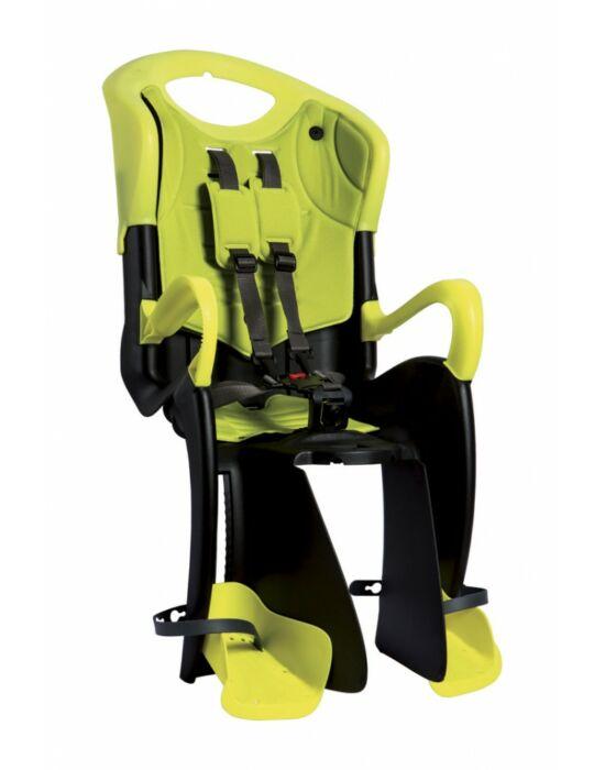 Bellelli Tiger Standard B-Fix bicikliülés 22kg-ig - Yellow Hi-Viz