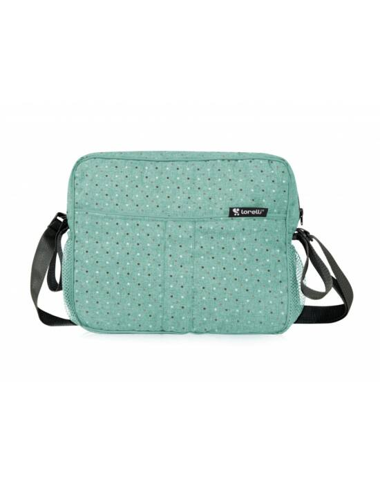 Lorelli pelenkázó táska - Green 2017
