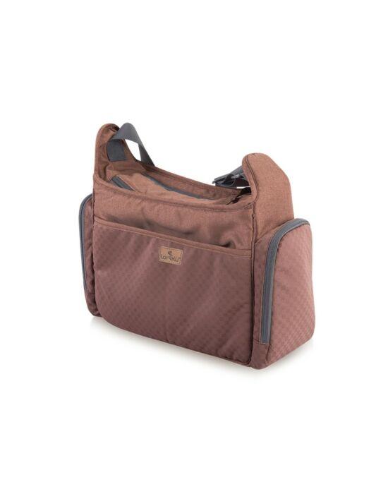 Lorelli B200 pelenkázó táska - Barna