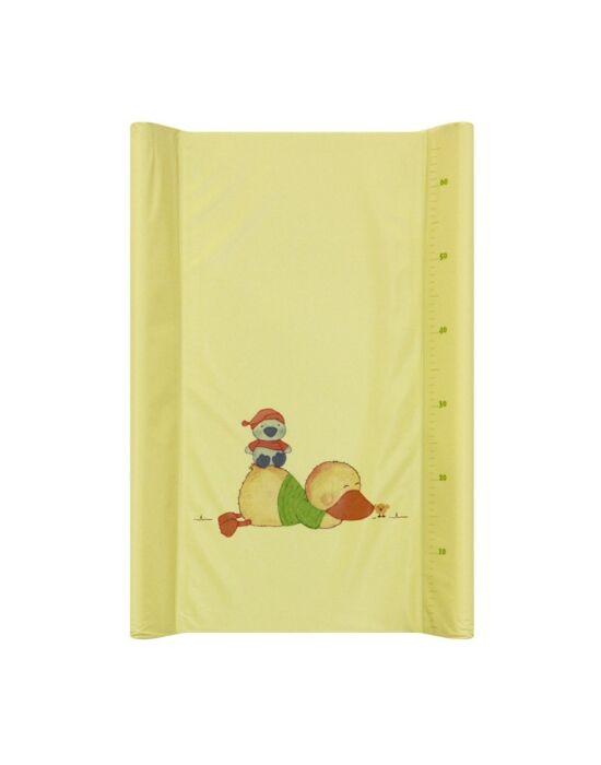 Lorelli pelenkázó lap merev peremes 50x71 - vegyes színekben