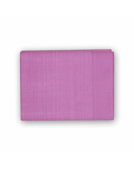 Lorelli muszlin pelenka 90x90cm - pink