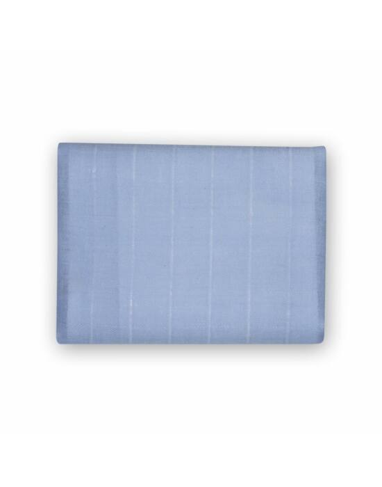 Lorelli muszlin pelenka 90x90cm - blue/kék