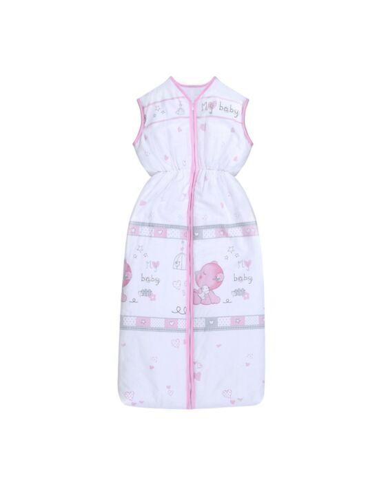 Lorelli hálózsák nyári 105cm - My Baby Pink