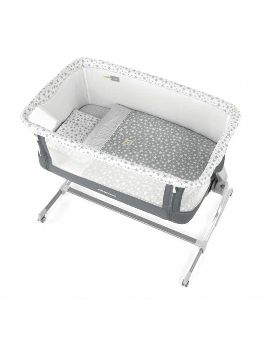 Jané BabySide szülői ágyhoz csatlakoztatható kiságy - T01 Star 2019