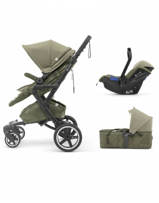 Concord Neo Plus Mobility Set multifunkciós babakocsi - Moss Green