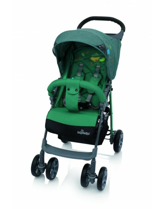 Baby Design Mini sport babakocsi - 04 Green 2018