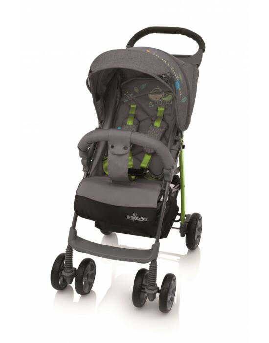 Baby Design Mini sport babakocsi - 07 Gray 2018