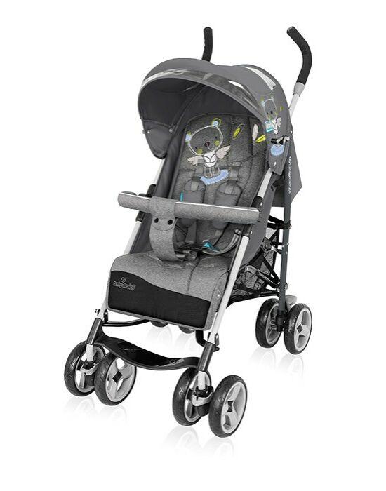 Baby Design Travel Quick sport babakocsi - 17 Stylish Gray 2018