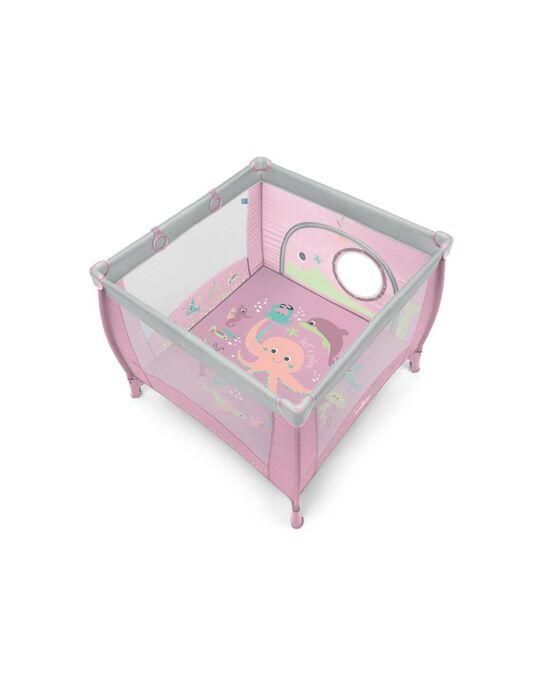 Baby Design Play UP utazó járóka - 08 Pink 2019