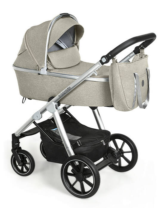 Baby Design Bueno multifunkciós babakocsi - 09 Beige 2020