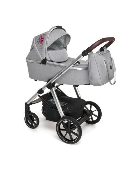 Baby Design Bueno multifunkciós babakocsi - 107 Gray Peony 2020