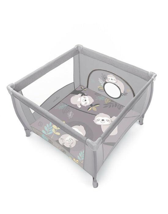 Baby Design Play utazó járóka - 07 Light Gray 2020