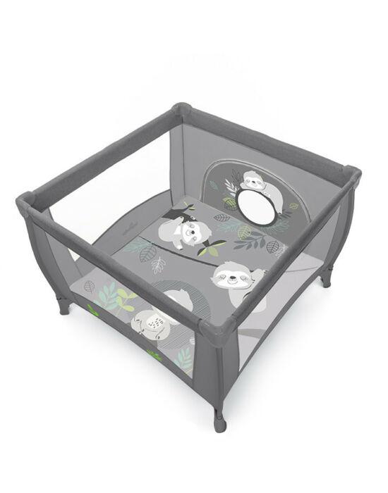 Baby Design Play utazó járóka - 17 Graphite 2020