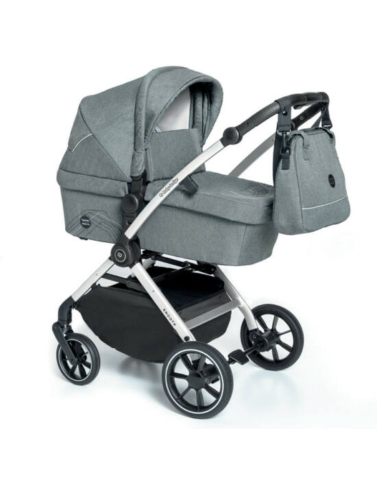 Baby Design Smooth multifunkciós babakocsi - 07 Gray 2020