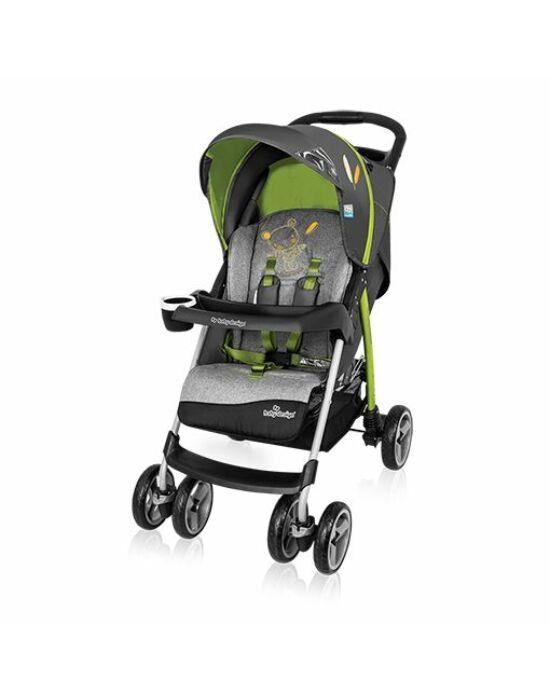 Baby Design Walker Lite sport babakocsi - 04 Green 2016