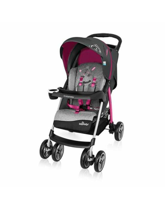 Baby Design Walker Lite sport babakocsi - 08 Pink 2016