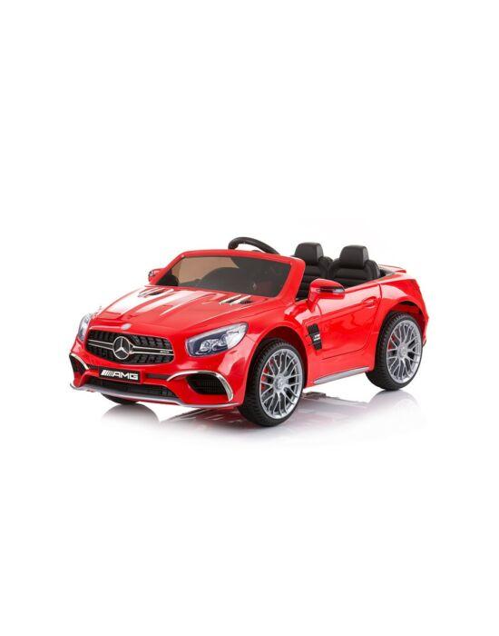 Chipolino Mercedes Benz SL65 elektromos autó - Red
