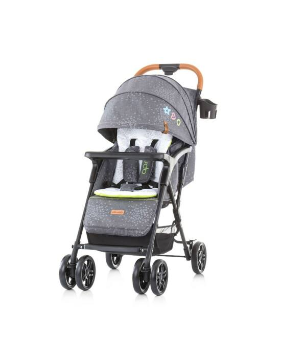 Chipolino April sport babakocsi - Grey Linen 2020