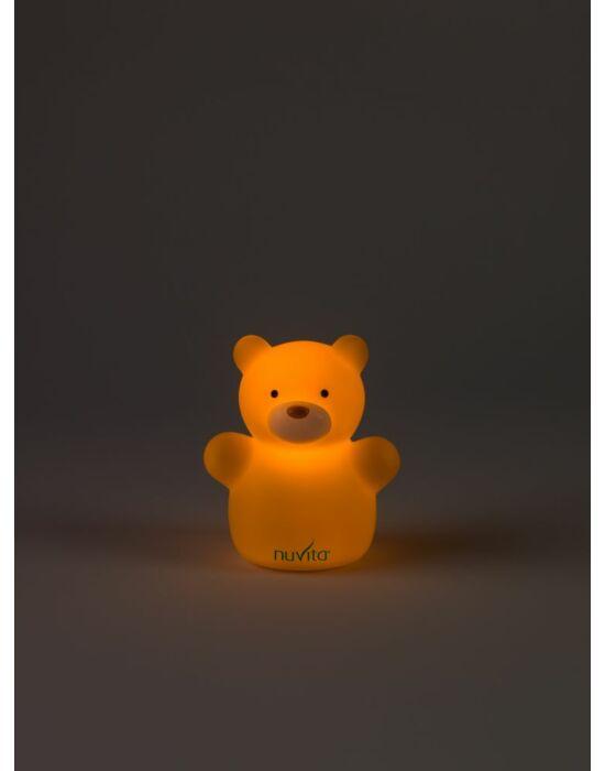 Nuvita Éjszakai fény kicsi - maci - 6601 !! kifutó !!