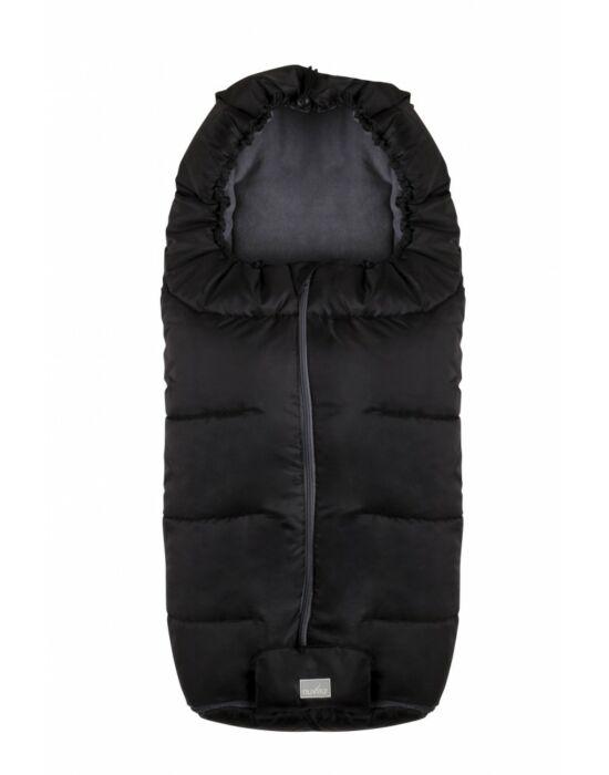 Nuvita AW Junior Essential bundazsák 100cm - Black / Grey - 9445