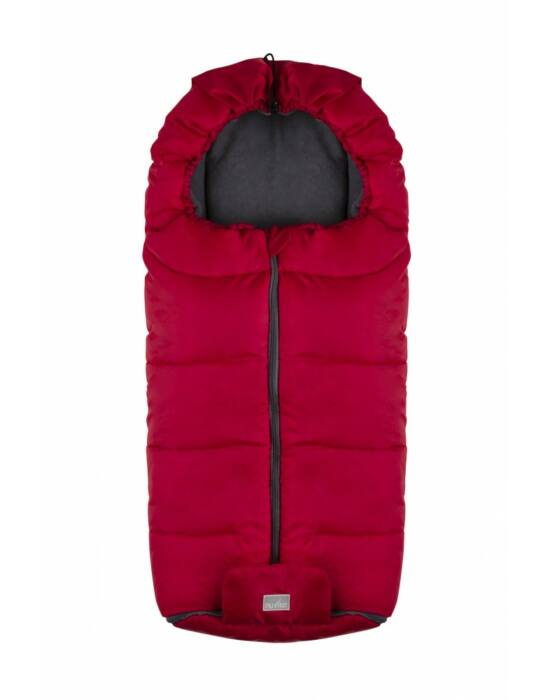 Nuvita AW Junior Essential bundazsák 100cm - Red / Grey - 9445