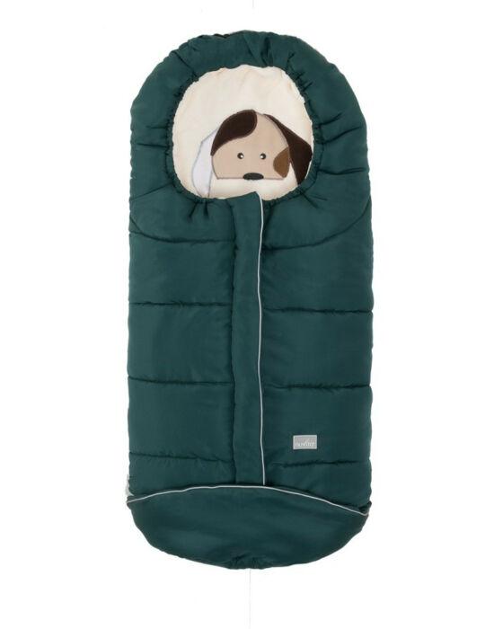 Nuvita AW Junior Cuccioli bundazsák 100cm - Dog Dark Green / Beige - 9605