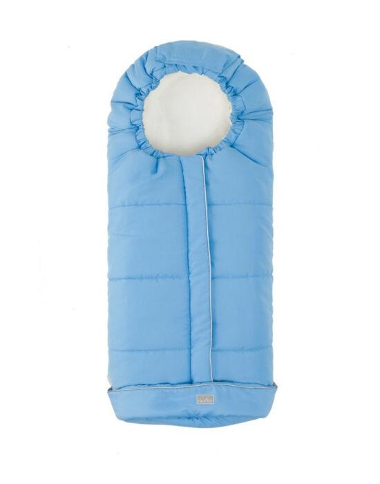 Nuvita AW Junior City bundazsák 100cm - Light Blue / Beige - 9545