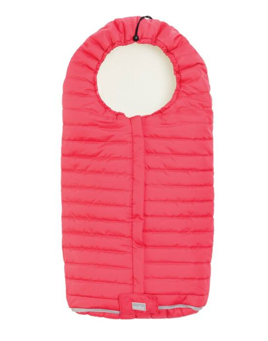 Nuvita AW Junior Slender bundazsák 100cm - Hot Coral / Beige - 9658