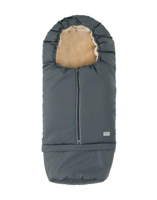 Nuvita AW Junior Carry On bundazsák 105cm - Warm Dark Gray / Beige - 9845