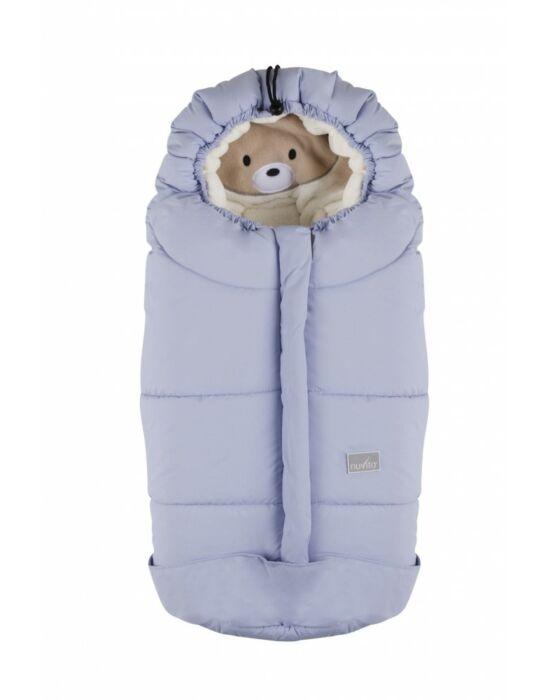 Nuvita AW Ovetto Cuccioli bundazsák 80cm - Bear Soft Blue / Beige - 9205