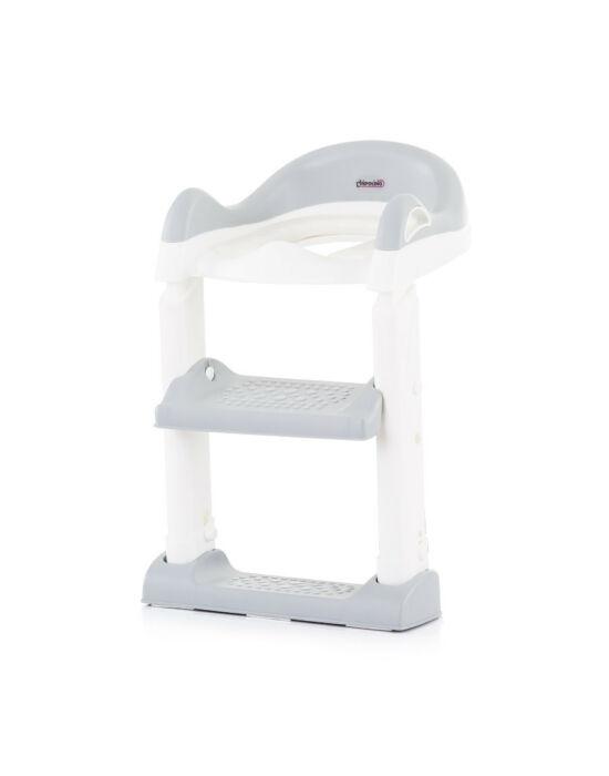 Chipolino Tippy lépcsős wc szűkítő - White 2019