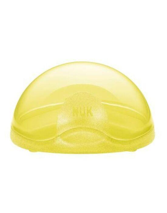 Cumitartó doboz NUK sárga