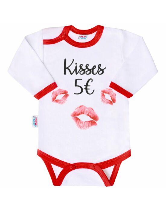 Body nyomtatott mintával New Baby ajkak
