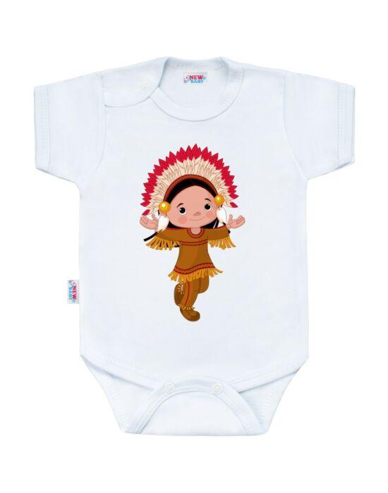 Body nyomtatással New Baby Indian Boy