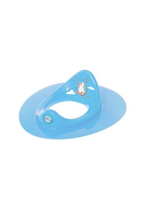 Gyerek WC szűkítő egérke kék