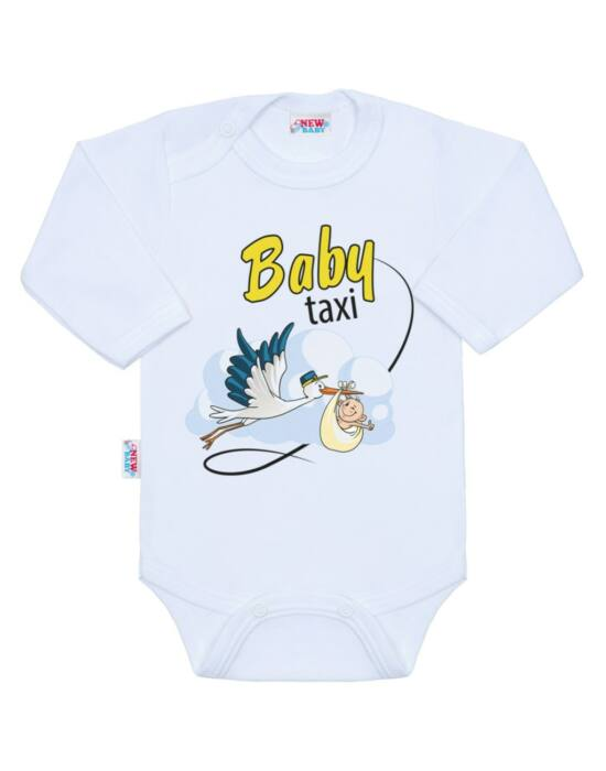 Body nyomtatással New Baby Baby taxi
