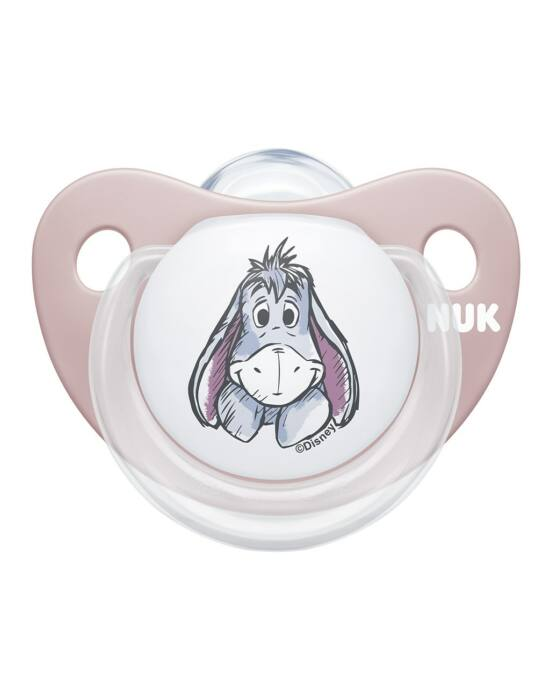 Baba cumi Trendline NUK Disney Mici mackó 6-18h rózsaszín BOX