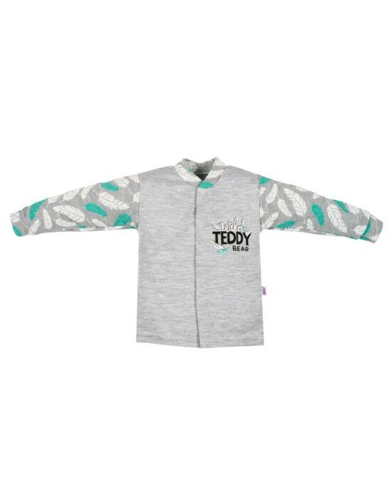 Baba kabátka New Baby Wild Teddy