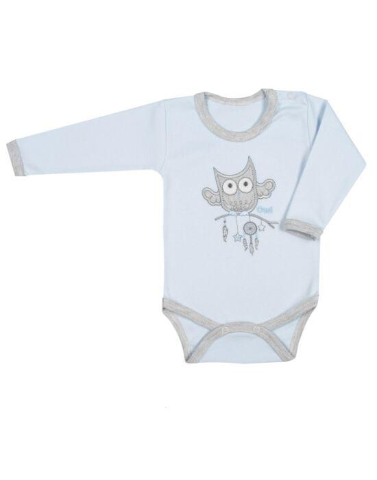 Baba body New Baby Owl kék