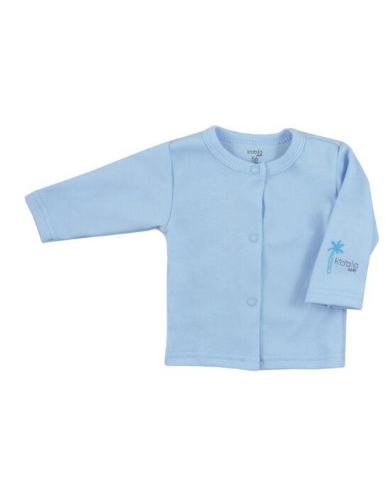 Baba pamut kabát Koala Farm kék