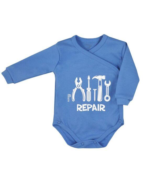Baba body patentos Koala Repair blue