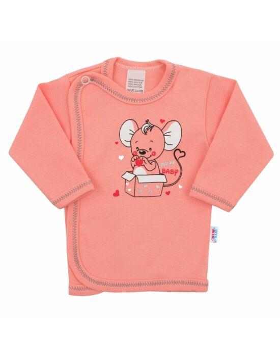 Baba ingecske New Baby Mouse lazac színű
