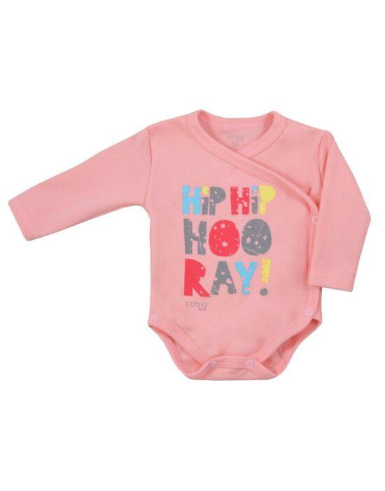 Baba body patentos Koala Hip-Hip rózsaszín