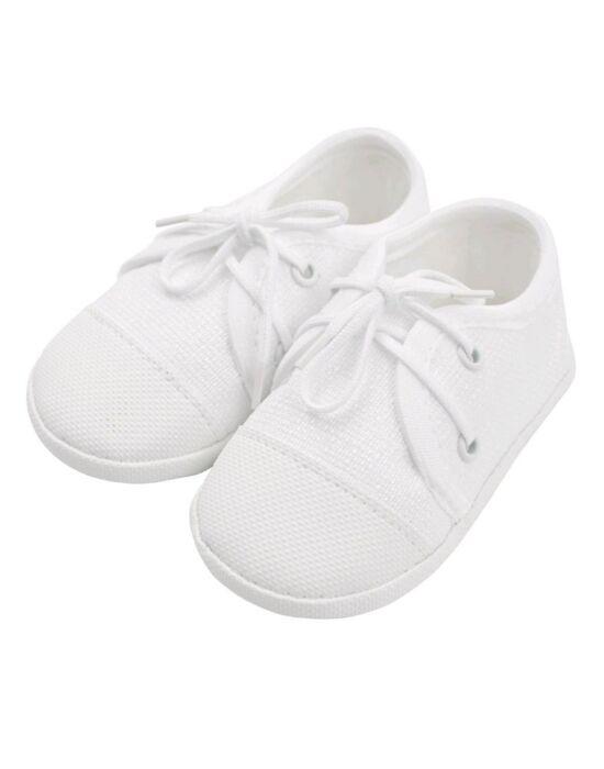 Baba tornacipő New Baby fehér 12-18 h